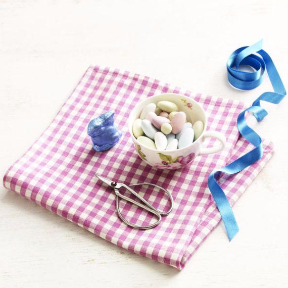 servietten-falten-ostern