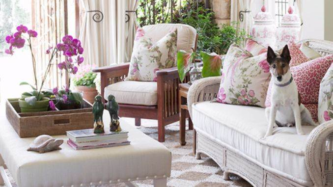 30 Spring Decorating Ideas Bring New Life to Your Home (27)