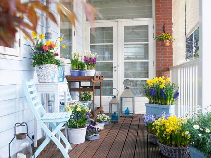 30 Spring Decorating Ideas Bring New Life to Your Home (45)