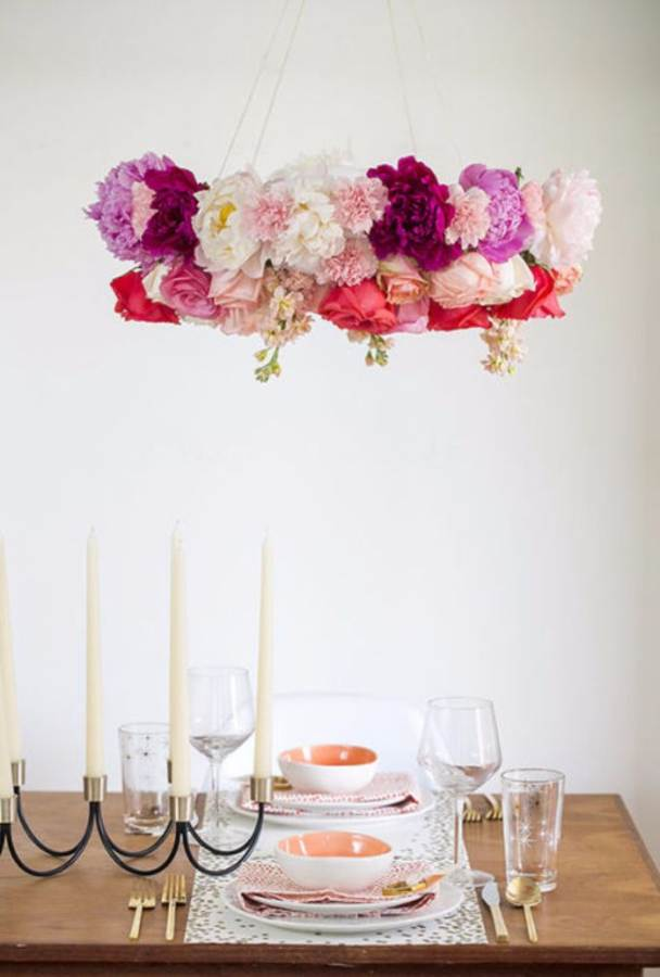 50 Stylish And Inspiring Flower Arrangement Centerpieces and Table Decoration Ideas (28)