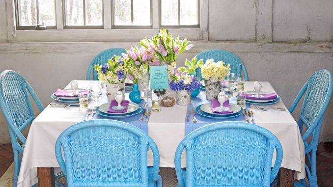 50Stylish And Inspiring Flower Arrangement Centerpieces and Table Decoration Ideas (10)