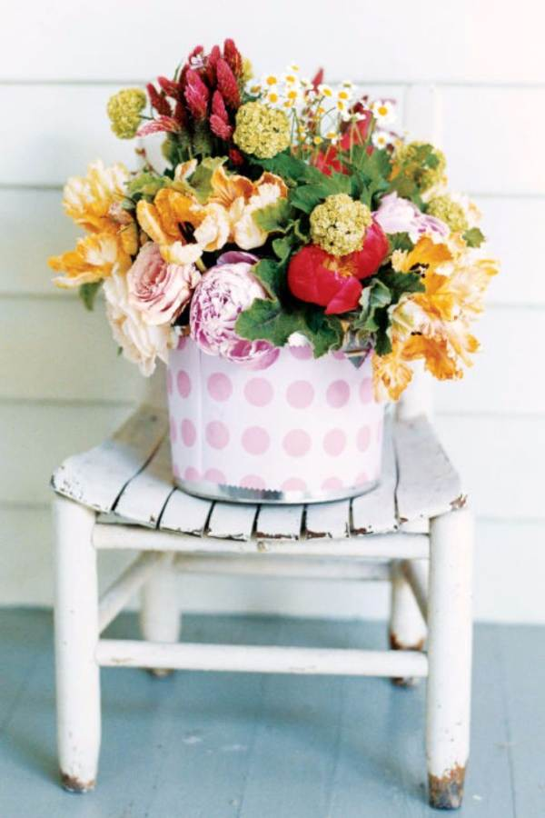 50Stylish And Inspiring Flower Arrangement Centerpieces and Table Decoration Ideas (13)