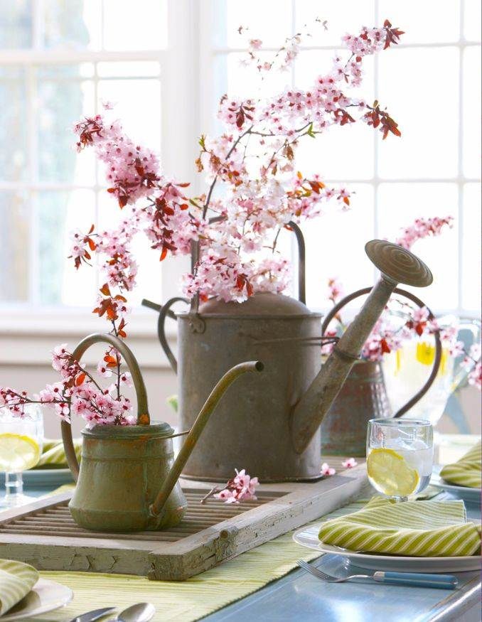 Bright and Easy Spring flower arrangement Ideas for Home D_رcor (1)