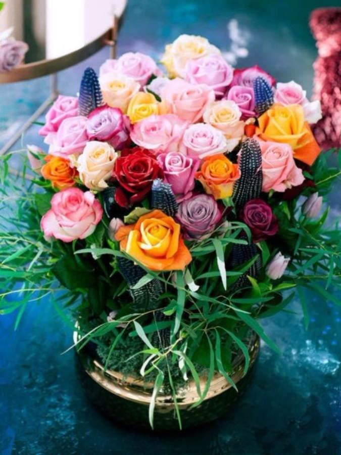 Bright And Easy Spring Flower Arrangement Ideas For Home D Cor 25