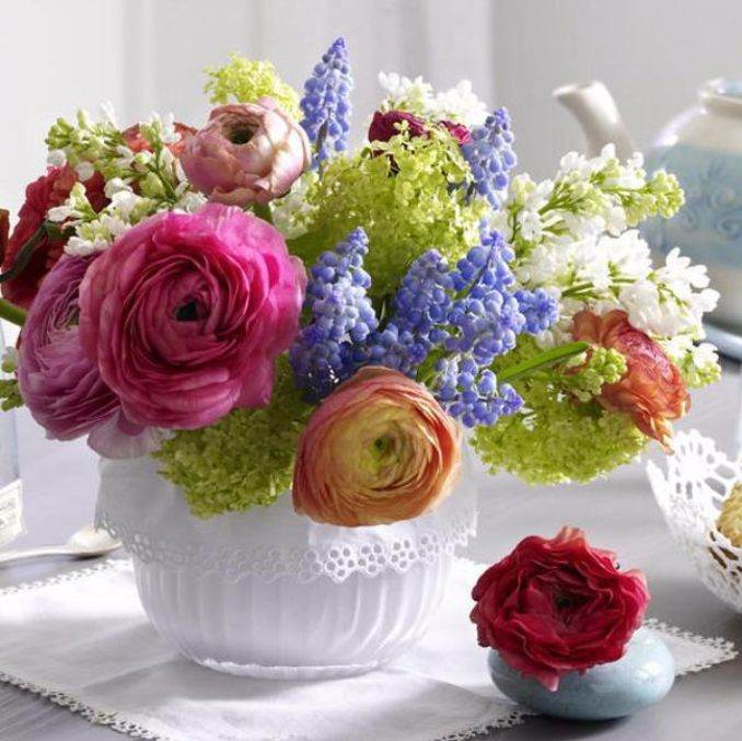 Bright and Easy Spring flower arrangement Ideas for Home D_رcor (33)