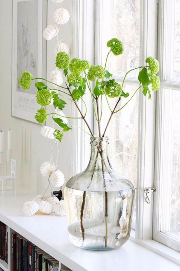Bringing Spring Home 55 Gorgeous Greenery Touches Inspired by Nature (27)