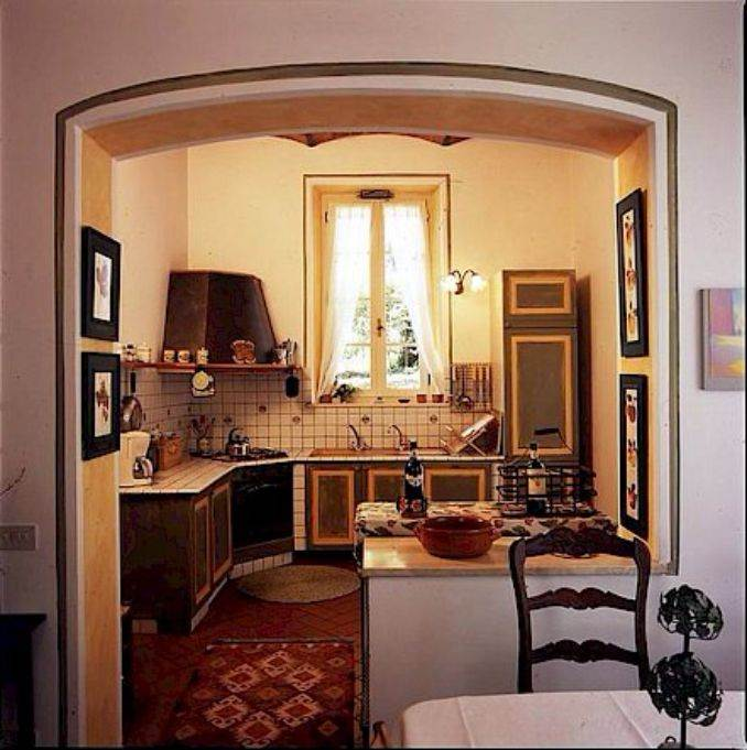 Canneto; Classic-Style Holiday villa In Siena Area (1)