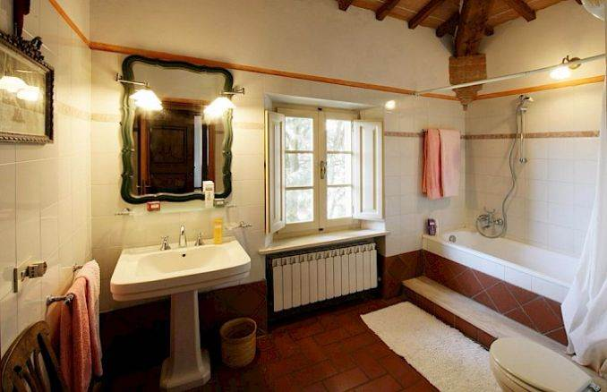 Canneto; Classic-Style Holiday villa In Siena Area (10)