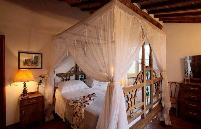 Canneto; Classic-Style Holiday villa In Siena Area (17)