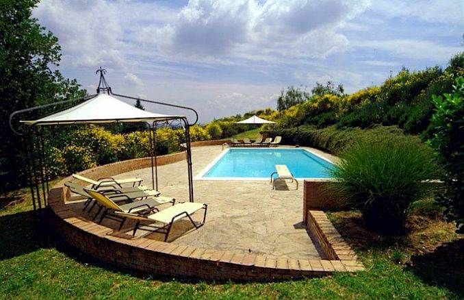 Canneto; Classic-Style Holiday villa In Siena Area (19)