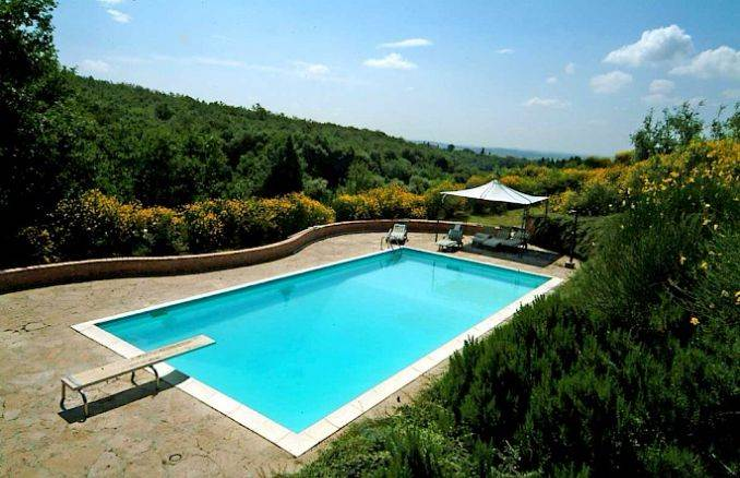 Canneto; Classic-Style Holiday villa In Siena Area (4)