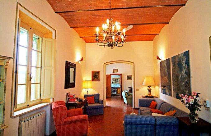 Canneto; Classic-Style Holiday villa In Siena Area (5)