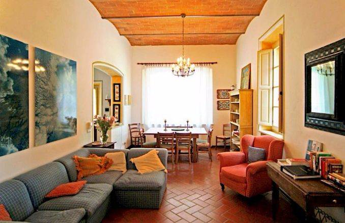 Canneto; Classic-Style Holiday villa In Siena Area (6)