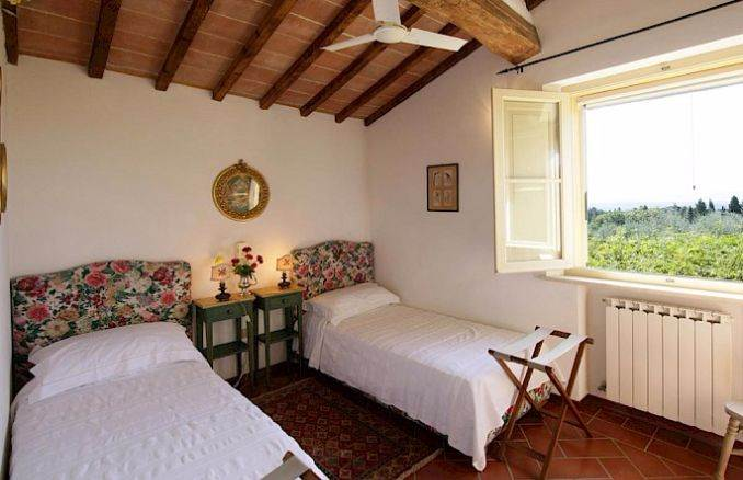 Canneto; Classic-Style Holiday villa In Siena Area (8)