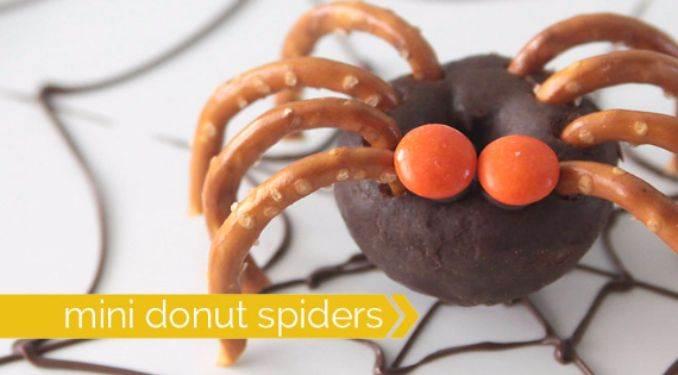 Easy Halloween Donut Treats (41)