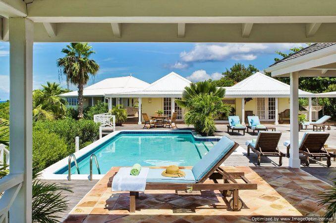 Lively, Colorful Holiday Retreat Celebrate Caribbean Paradise- La Croisette (2)