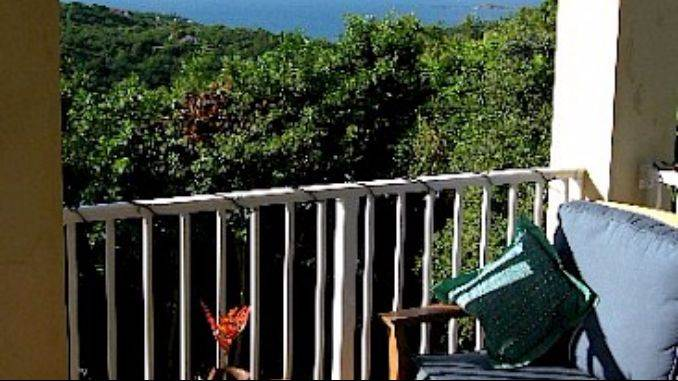 Relaxation Overflow Caneel Trailside Rental Cottage in St. Jhon (15)
