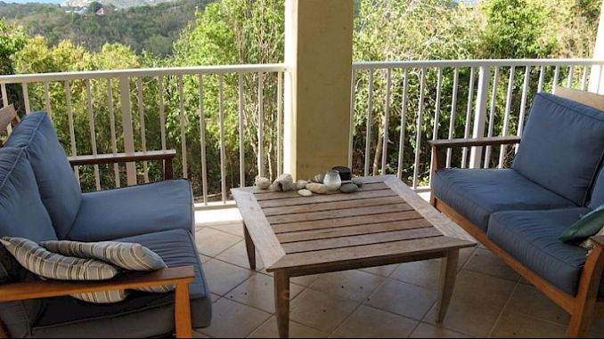 Relaxation Overflow Caneel Trailside Rental Cottage in St. Jhon (6)