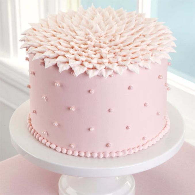 Wilton Baby Shower Cakes Part - 23: Gorgeous Baby Shower Cakes And Cupcakes Decorating Ideas (19)
