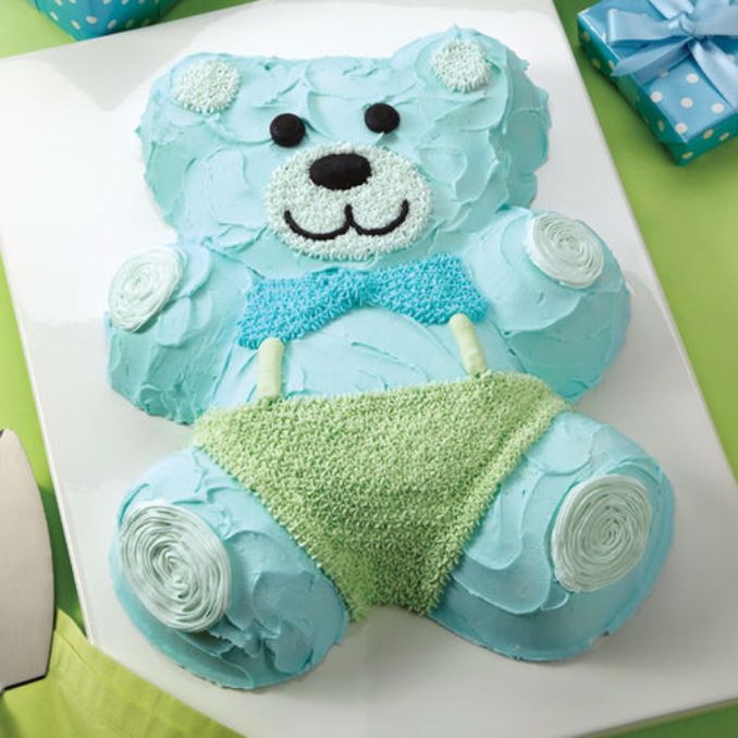 Gorgeous Baby Shower Cakes And Cupcakes Decorating Ideas (5)