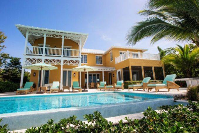 Cozy Villa In The Caribbean (5)