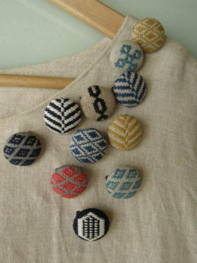 Creative DIY Craft Decorating Ideas Using Colorful Buttons (3)
