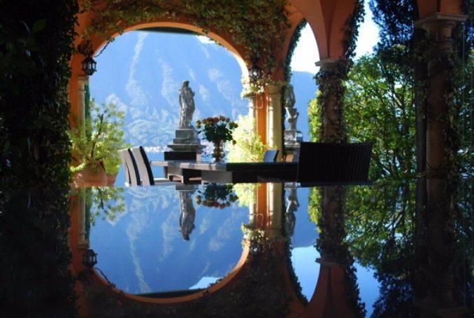 delightful villa on lake como italy family holidaynet