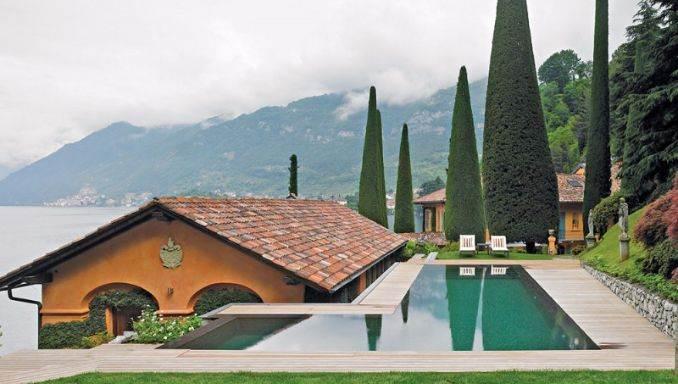 Delightful Villa On Lake Como Italy (2)