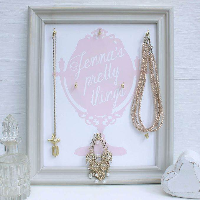 Easy DIY Photo and Picture Frame Decorating Crafts (15)
