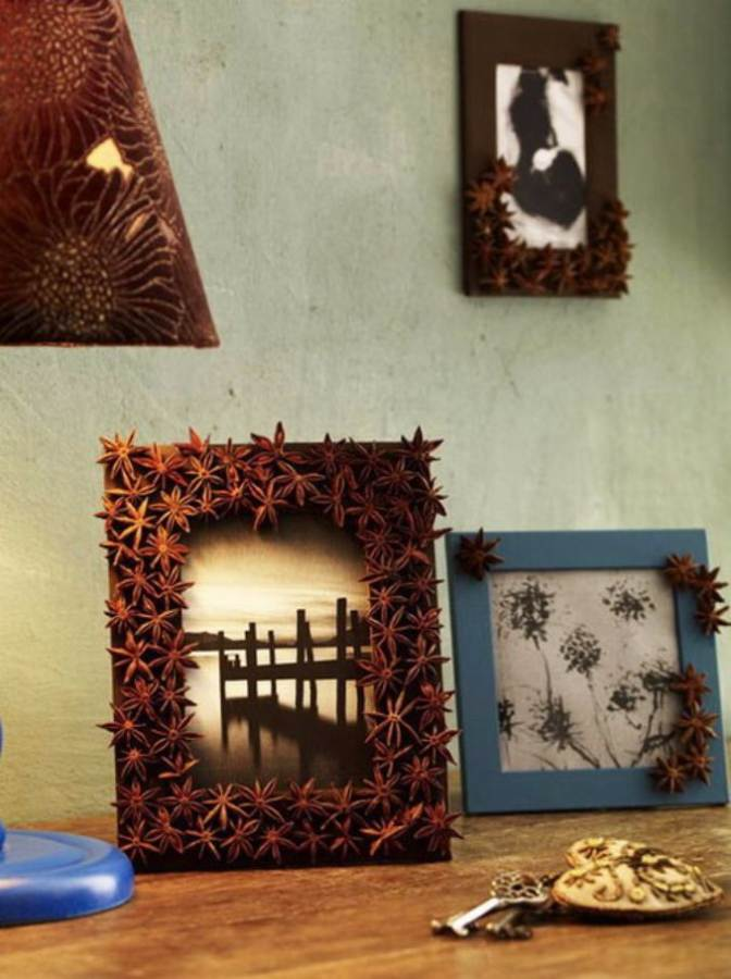 Easy DIY Photo and Picture Frame Decorating Crafts (2)
