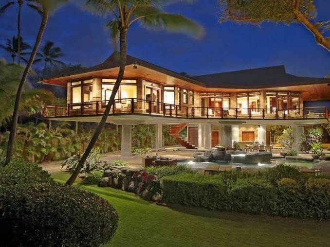Exceptional Beachfront Home In Hawaii (3)