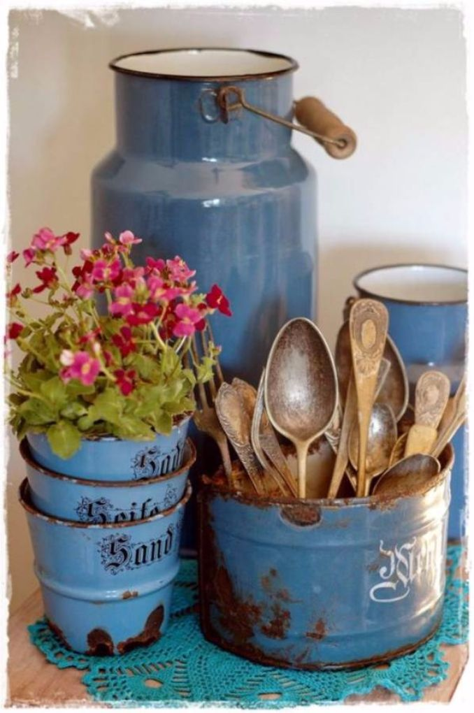 Great DIY Kitchen Utensil Storage & Organization Ideas (5)
