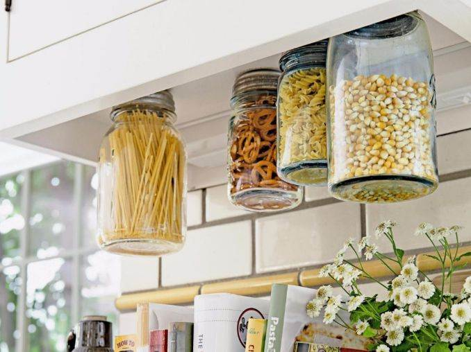 Great DIY Kitchen Utensil Storage & Organization Ideas - family ...