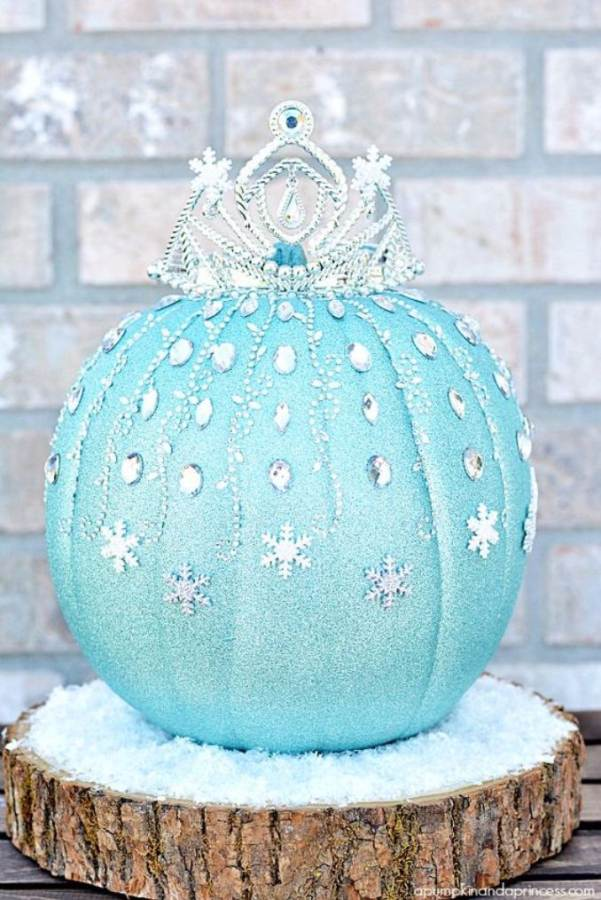 Great No Carve Halloween Pumpkin Decorating Ideas