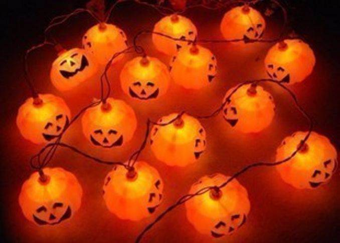 Halloween Decorations and Lights (31)