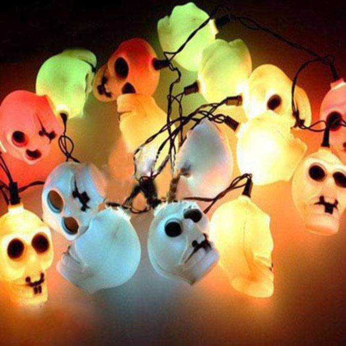 Halloween Decorations and Lights (40)