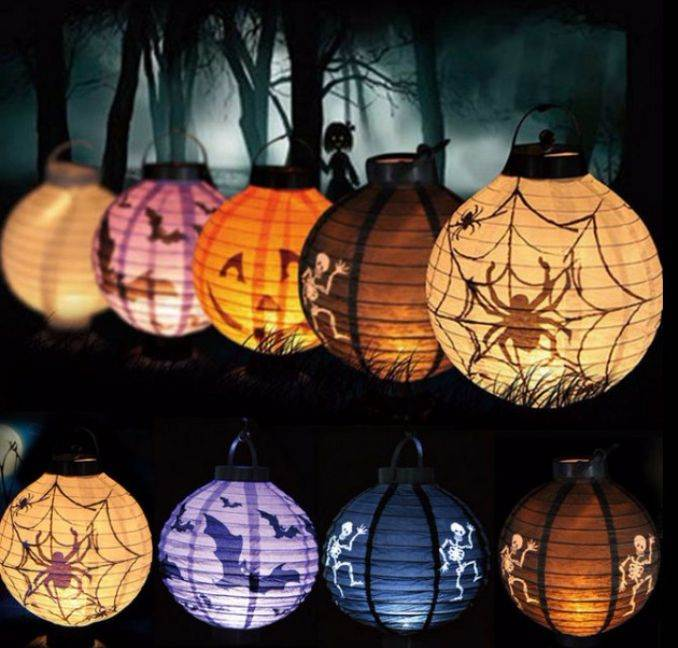 Halloween Decorations and Lights (6)