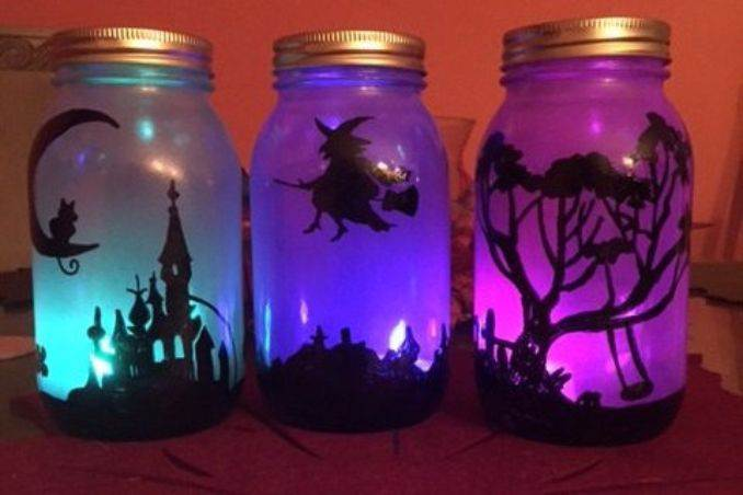 Halloween Decorations and Lights (9)