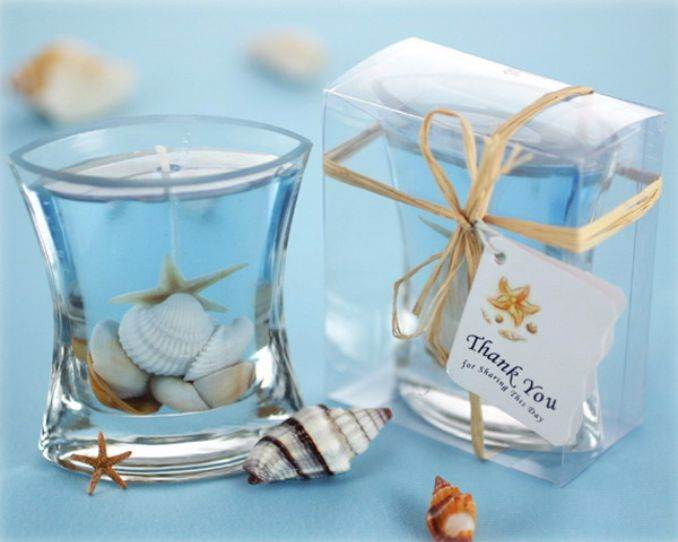 Holiday Romance In Miniature Summer Candle Centerpiece Ideas (17)