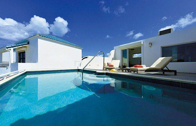 Luna Modern Holiday Villa in St. Martin (4)