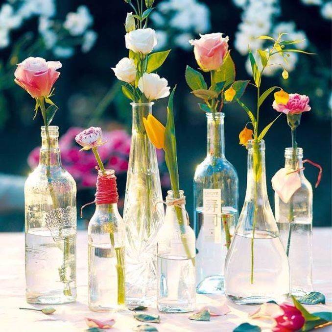 DIY Creative Ideas of How To Recycle Old Bottles (60)