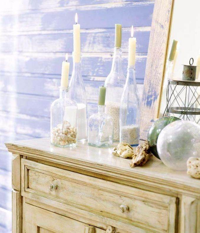 DIY Creative Ideas of How To Recycle Old Bottles (62)