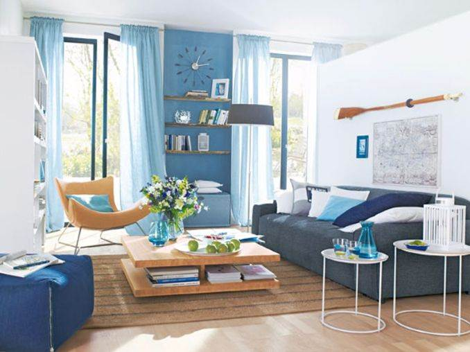 Stylish Nautical Home Decor Ideas for every occasion (88)