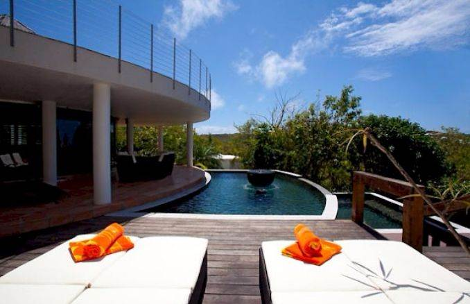 ANANDA A Holiday Ocean Villa in St. Jean Island Overlooking the Caribbean (22)