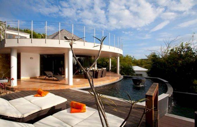 ANANDA A Holiday Ocean Villa in St. Jean Island Overlooking the Caribbean (23)