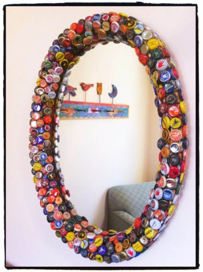 Creative Bottle Cap Craft Ideas (DIY Recycle Projects) (12)