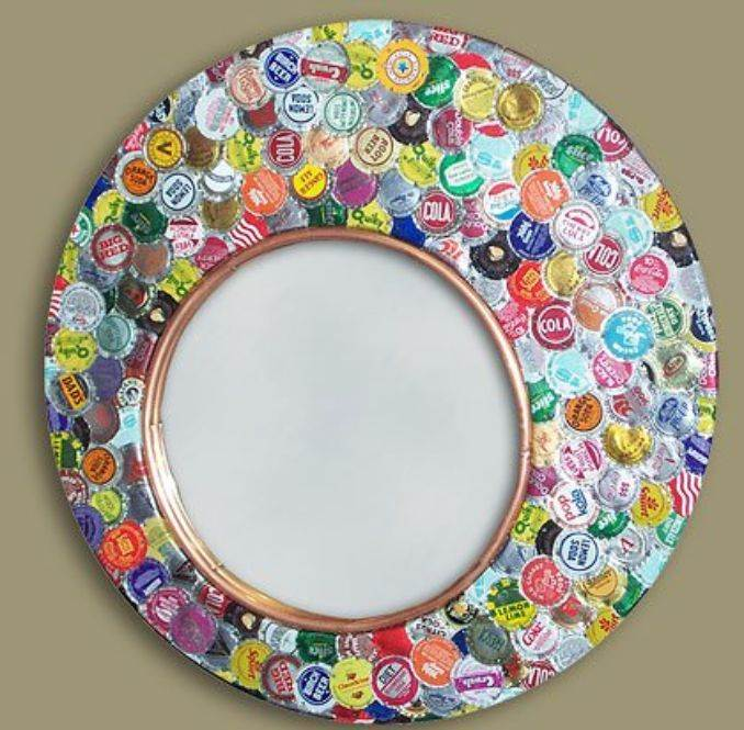 55 creative bottle cap craft ideas diy recycle projects for Best out of waste ideas for class 7
