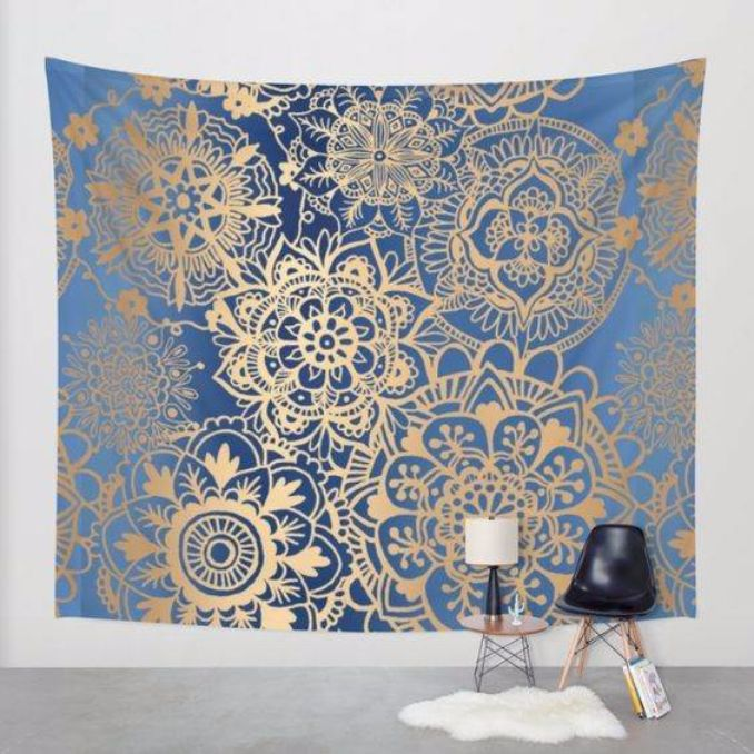 How to Turn a Rug Into a Wall Art Tapestry (5)