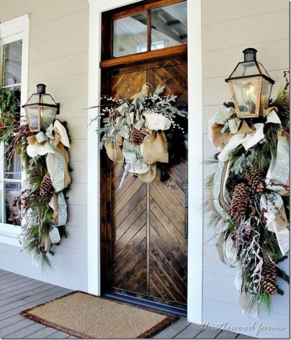 cool-diy-decorating-ideas-for-christmas-front-porch_31