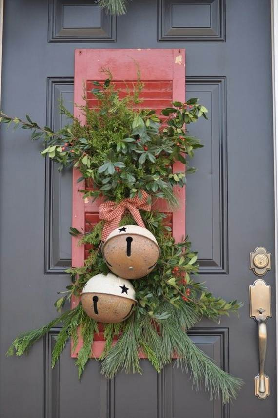 40 Cool DIY Decorating Ideas For Christmas Front Porch  ~ 064906_Diy Christmas Decorations Ideas For Front Porch